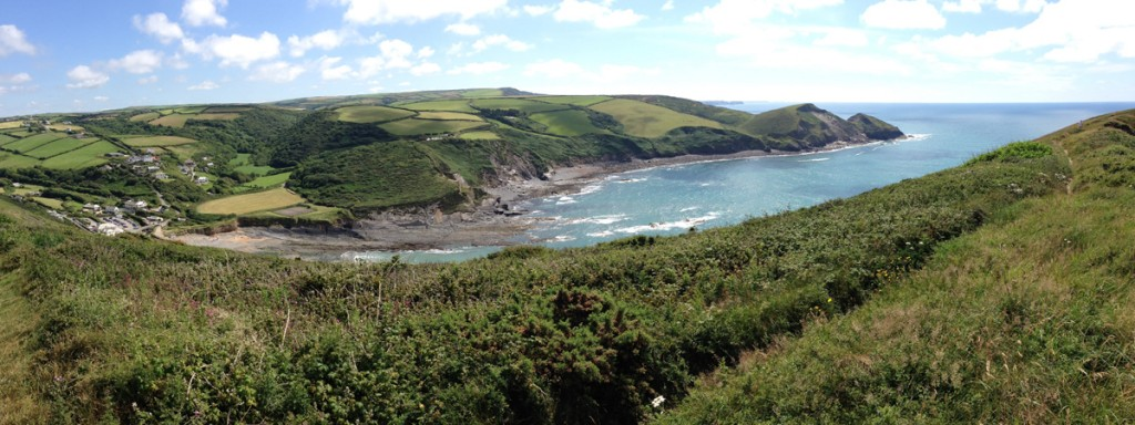 Seascape - Coast Path