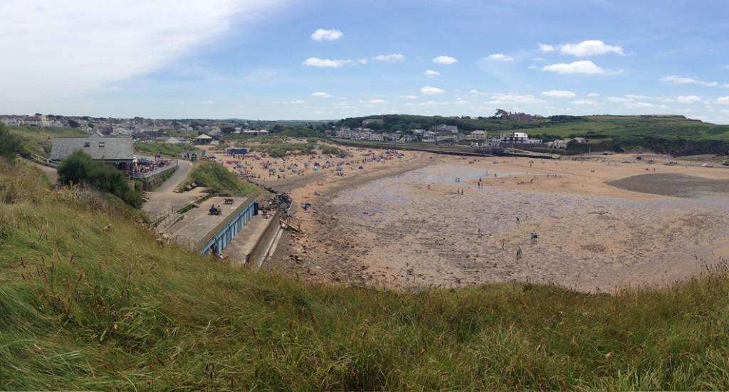 Seascape - Bude Beach