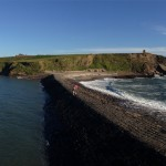 Seascape - Bude Wall