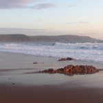 Seascape - Widemouth Bay Beach